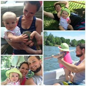 lake collage