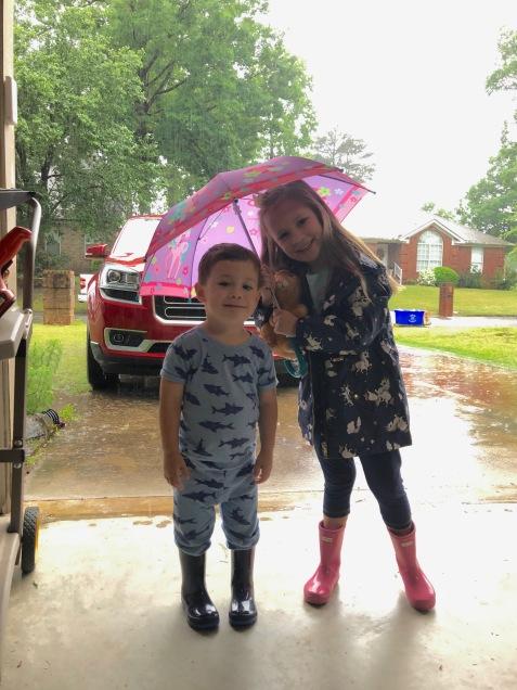 Outside-rain