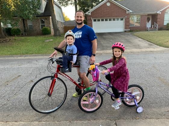 Outside-bikes