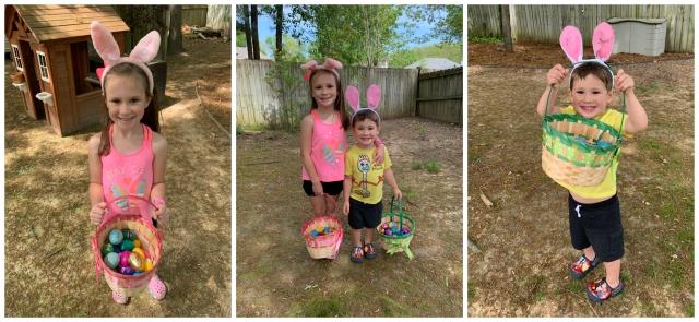 Easter-egghunt