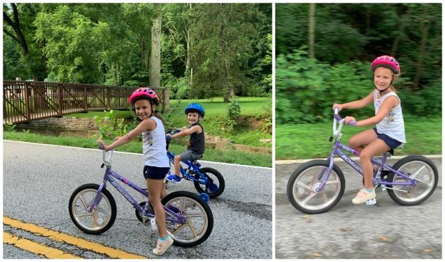 Park-bikes