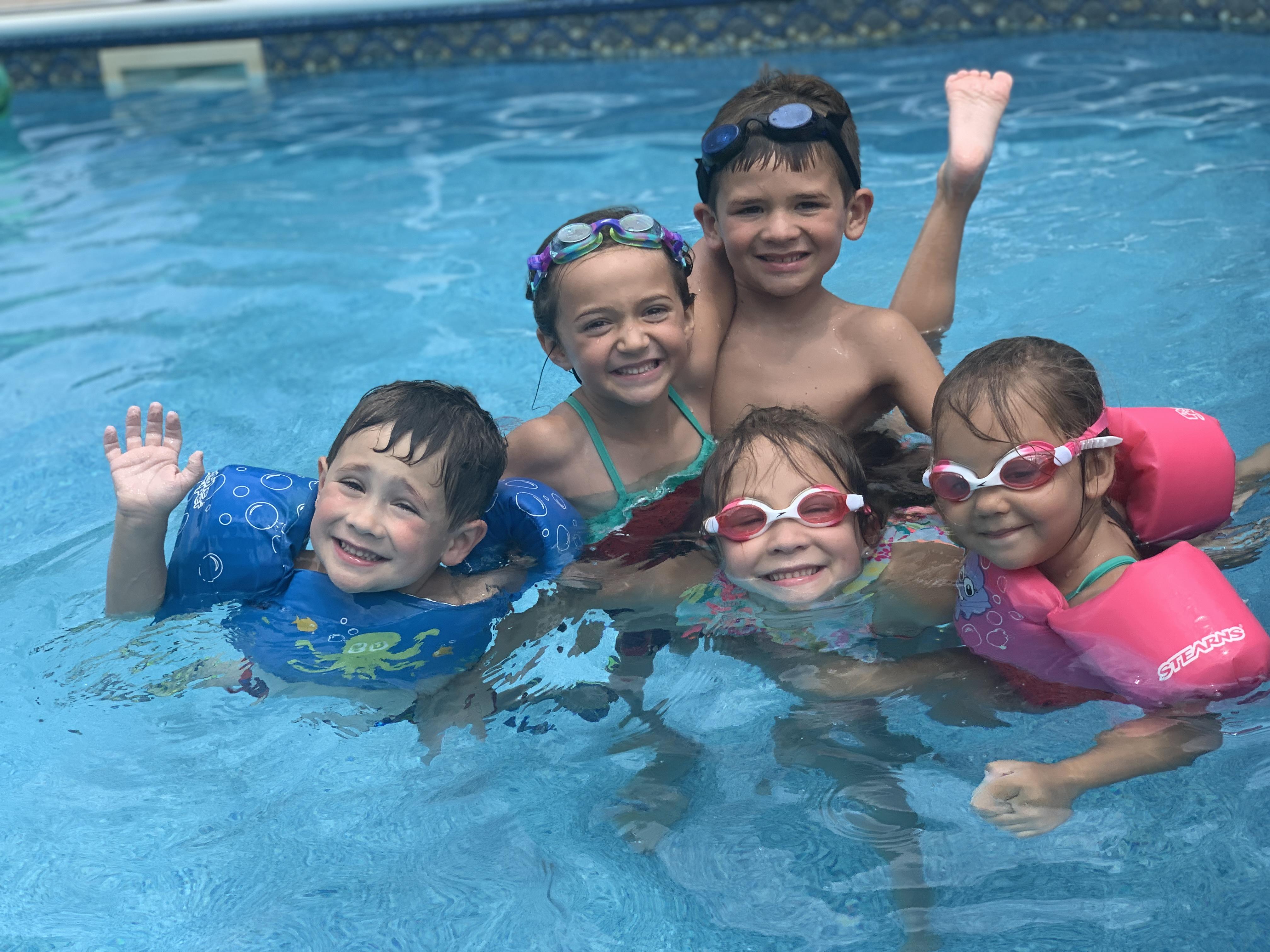 Pool-cousins