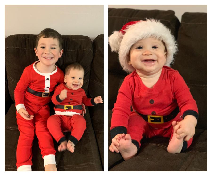 Christmas-boys