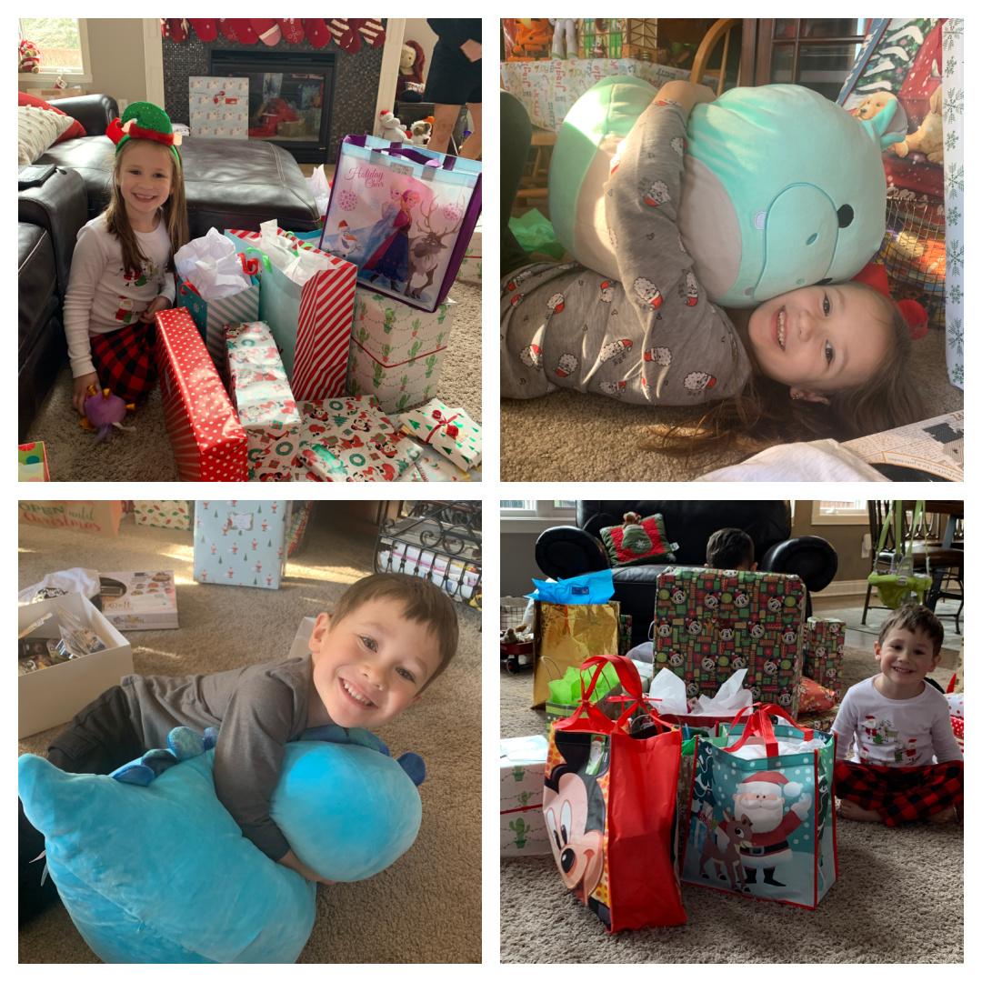 Christmas-family gifts