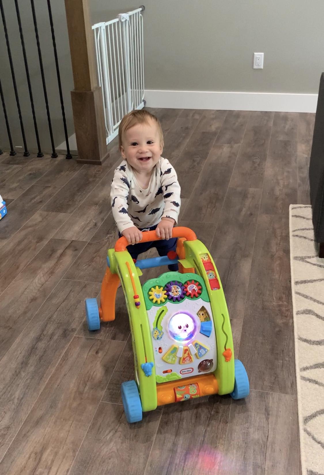 Brody-walking