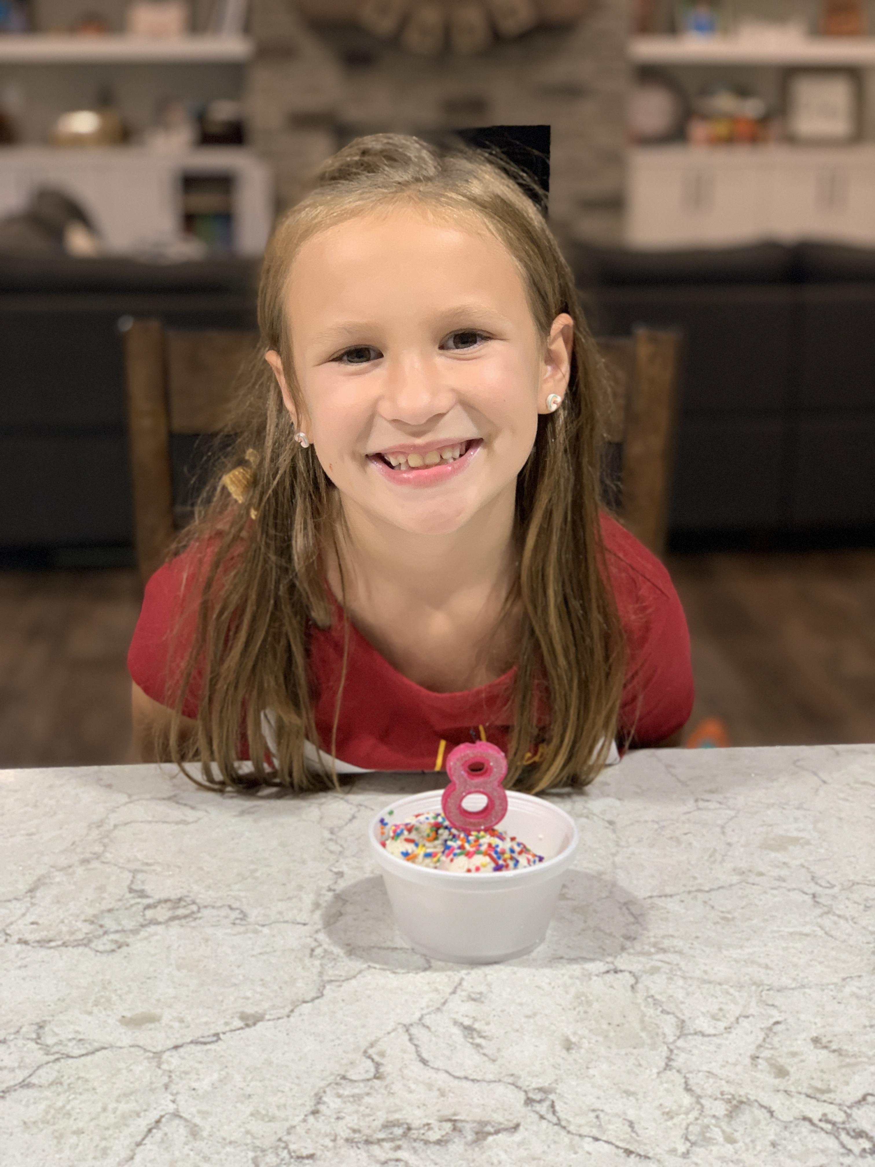 Birthday-icecream